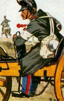 011 - Rakouský dělostřelec.